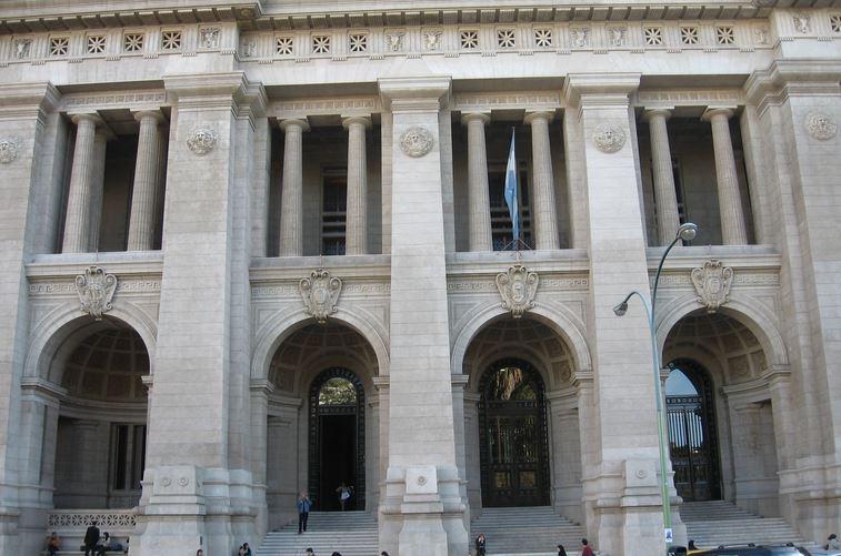 Palacio Justicia Argentina